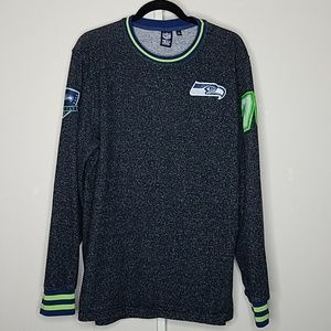 Official NFL team apparel Seattle Seahawks jersey